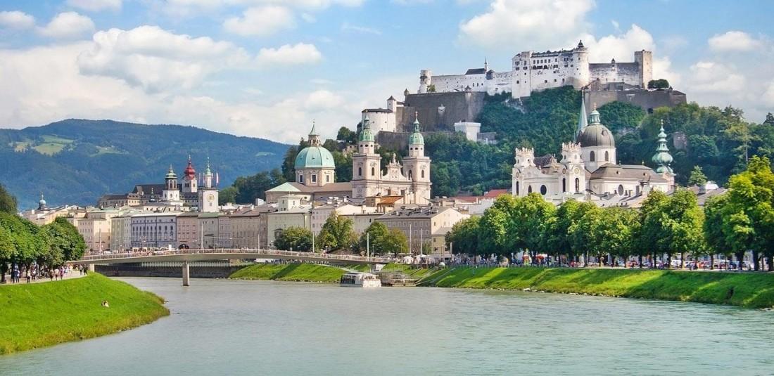 Бодензее - Баварски замъци - Залцбург - Мюнхен 3