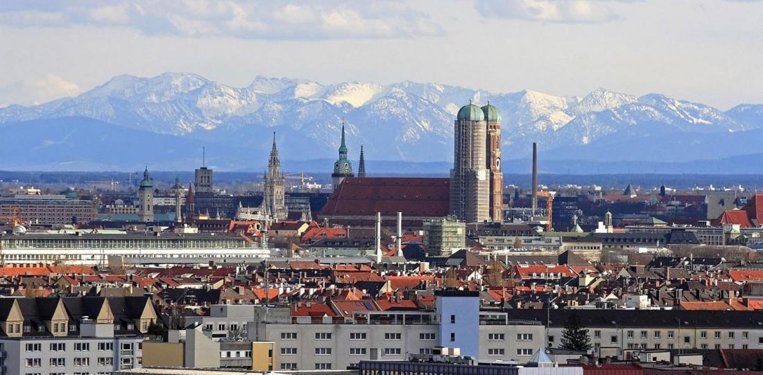 Бодензее - Баварски замъци - Залцбург - Мюнхен 5