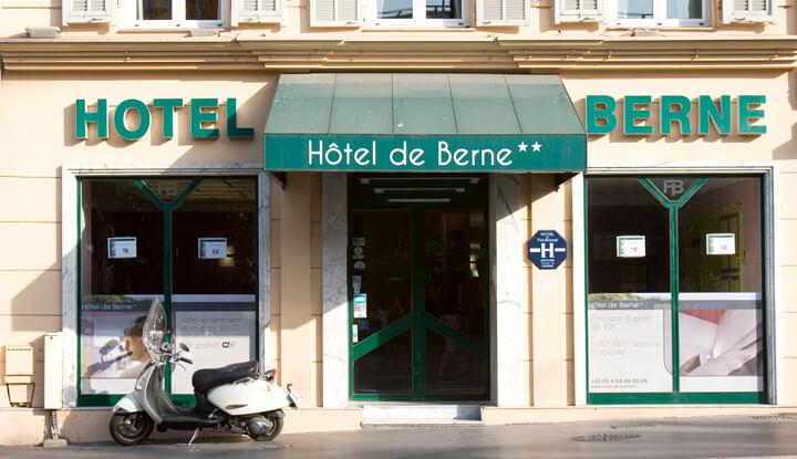 Hotel de Berne Nice**