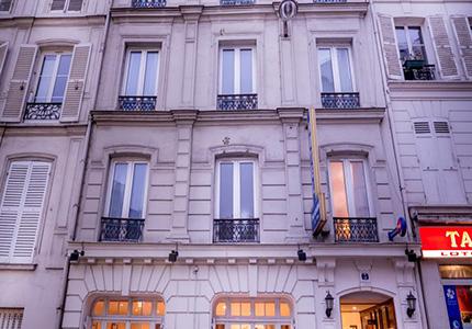 Modern Montmartre**