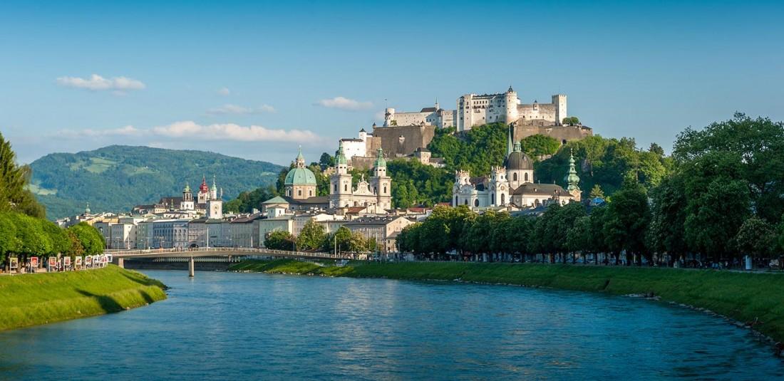 Крепостта Хоензалцбург