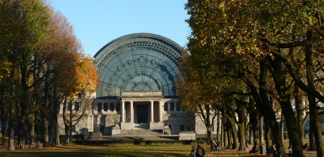 Паркът на петдесетгодишнината (Le Parc du Cinquantenaire)