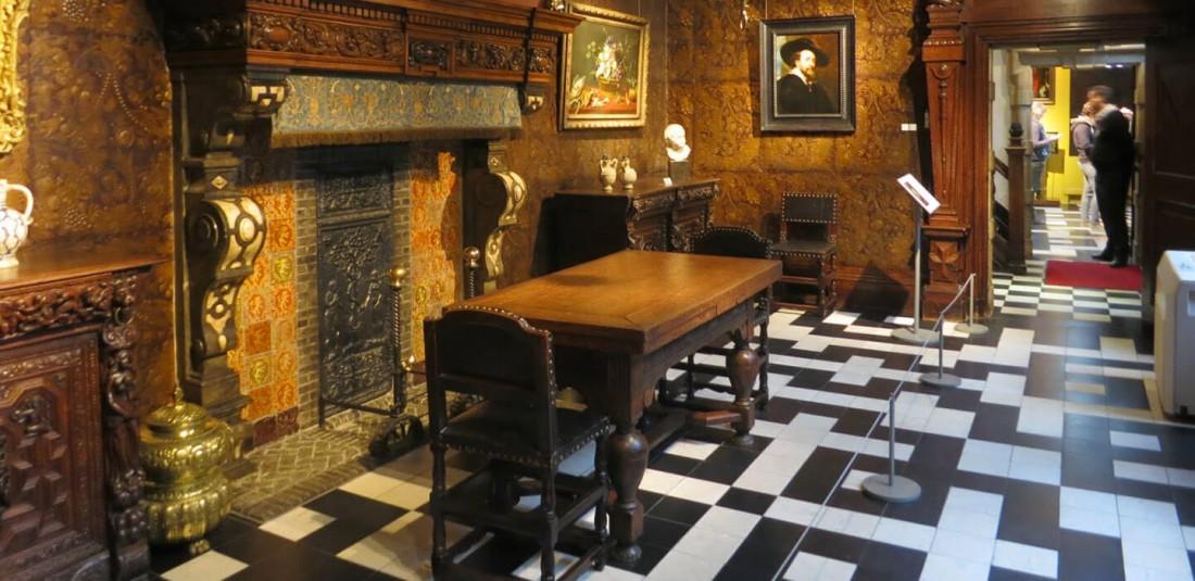Къща-музей на Рубенс