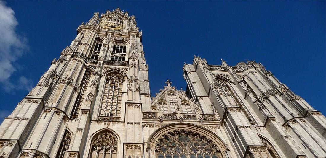 Катедралата на Антверпен