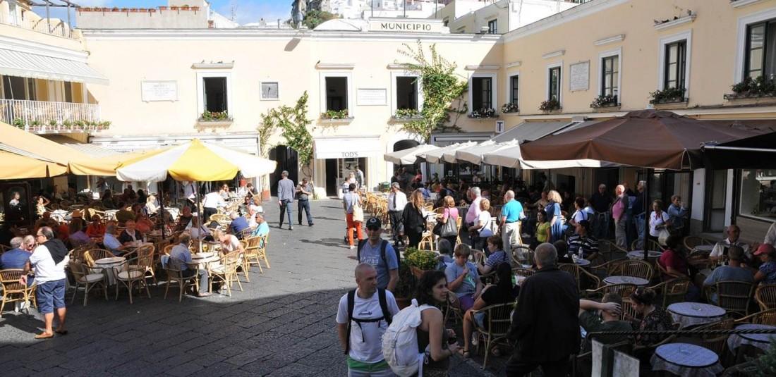Рим - Неапол и Амалфийската ривиера през октомври 4