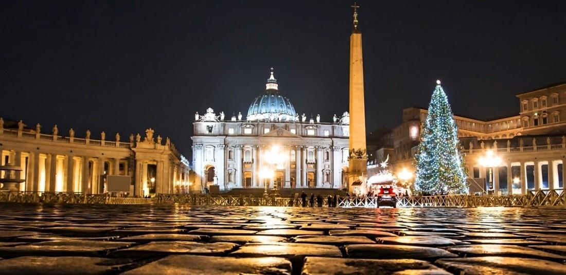 Коледа - Рим - четиридневна