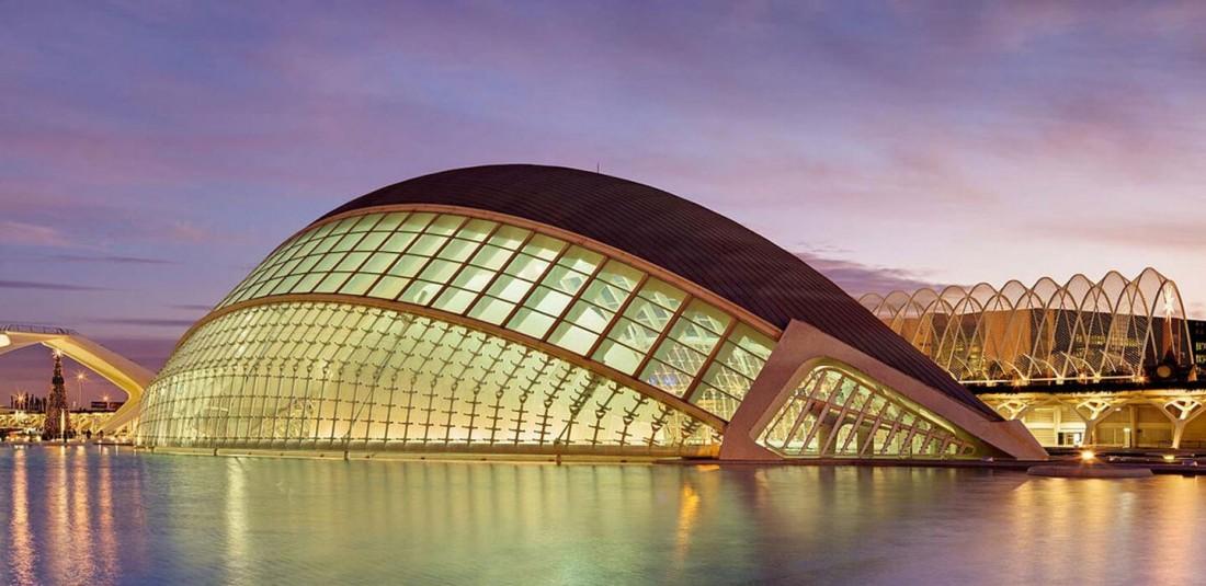 Градът на науките и изкуствата