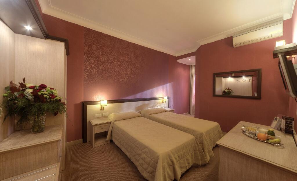 Hotel Galileo Rome***