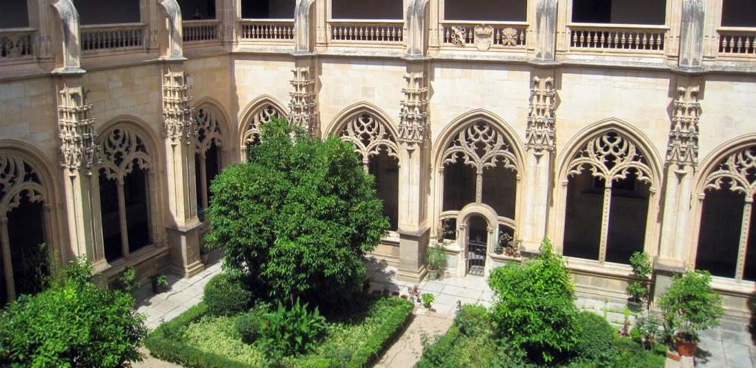 """Манастирът """"Сан Хуан де лос Рейес"""""""