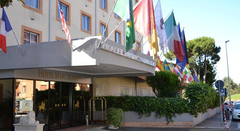HOTEL MARC`AURELIO ****