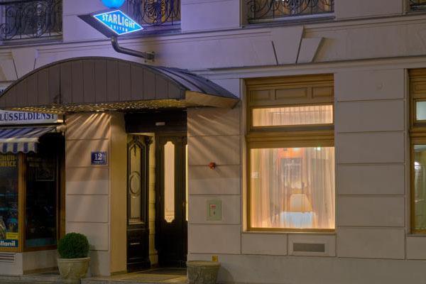 STARLIGHT SUITEN HOTEL SALZGRIES****