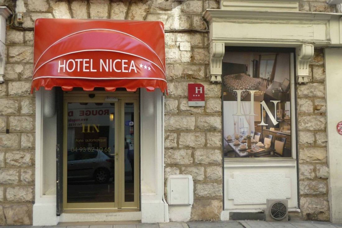 HOTEL NICEA***