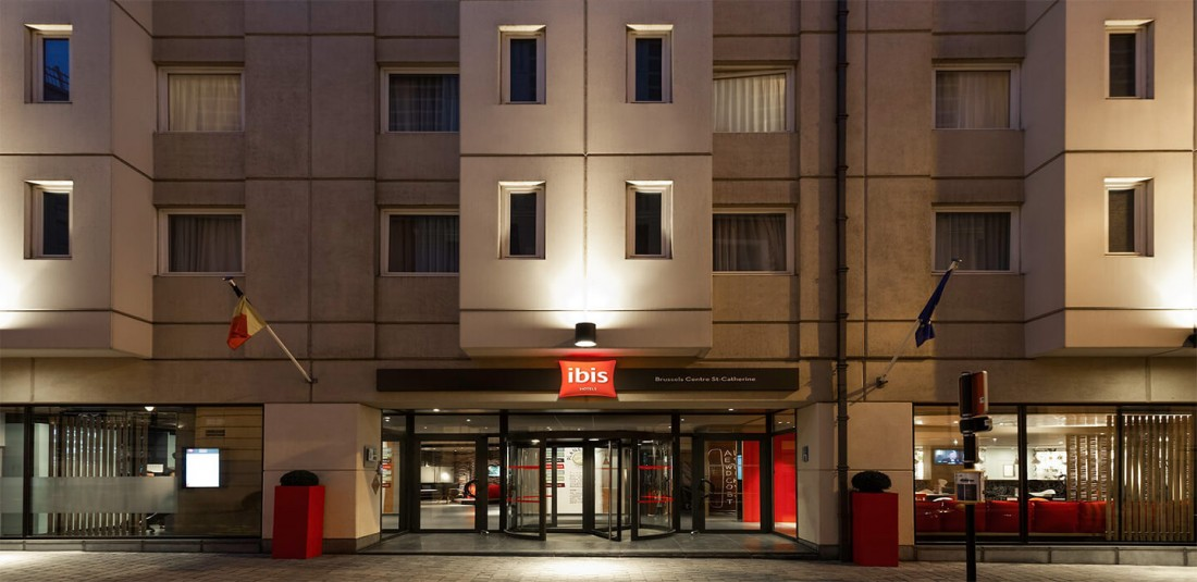 Ibis Brussels Centre St Catherine***