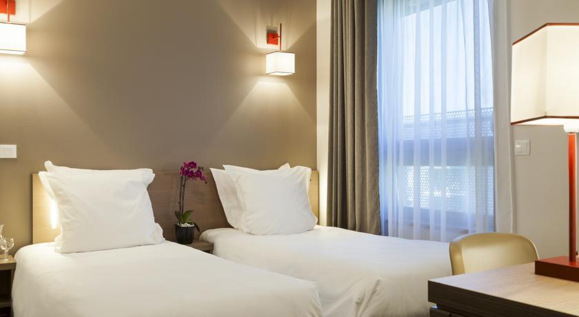 Comfort Suites Porte de Genève ***