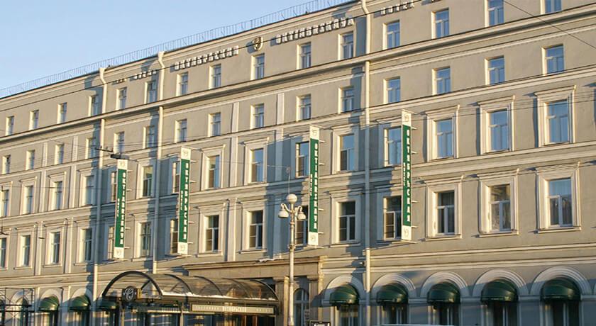 Hotel Oktiabrskaya****