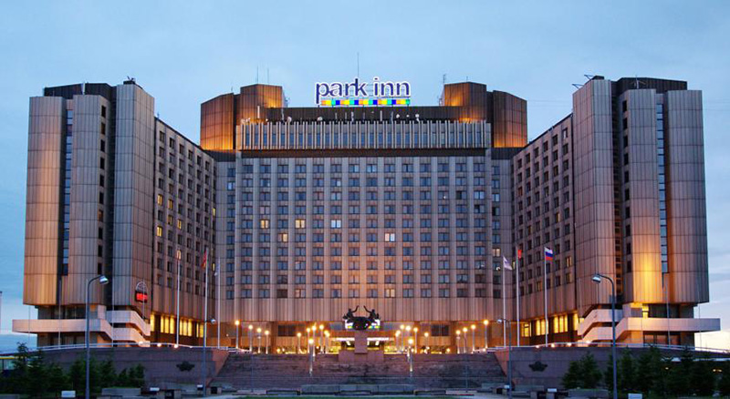 Park Inn by Radisson Pribaltiyskaya ****