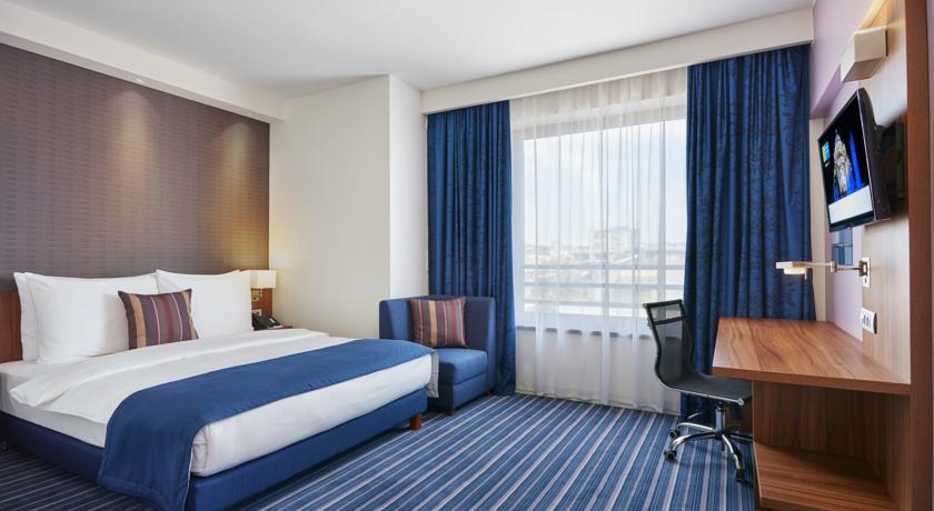 Holiday Inn Express Belgrade – City 3*