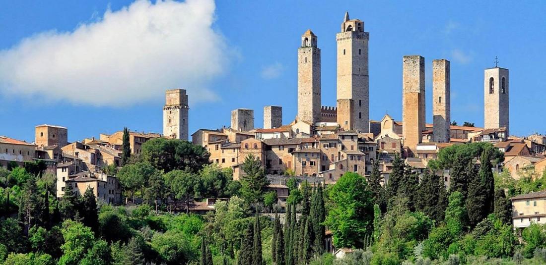 Почивка в Тоскана - на пълен пансион