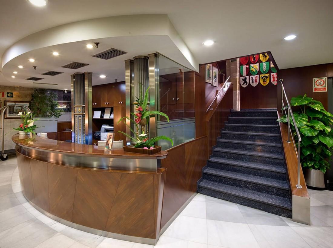 Hotel Gargallo Suizo***