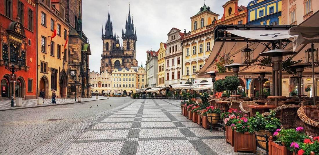 Прага - четиридневна