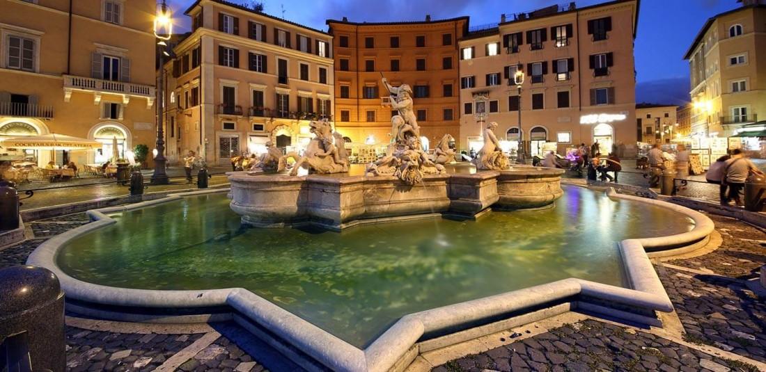 Рим - шестдневна 2