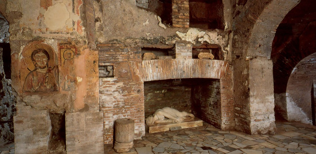 Християнските катакомби