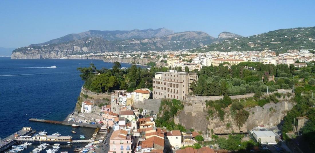 Южна Италия - Амалфийска Ривиера 3