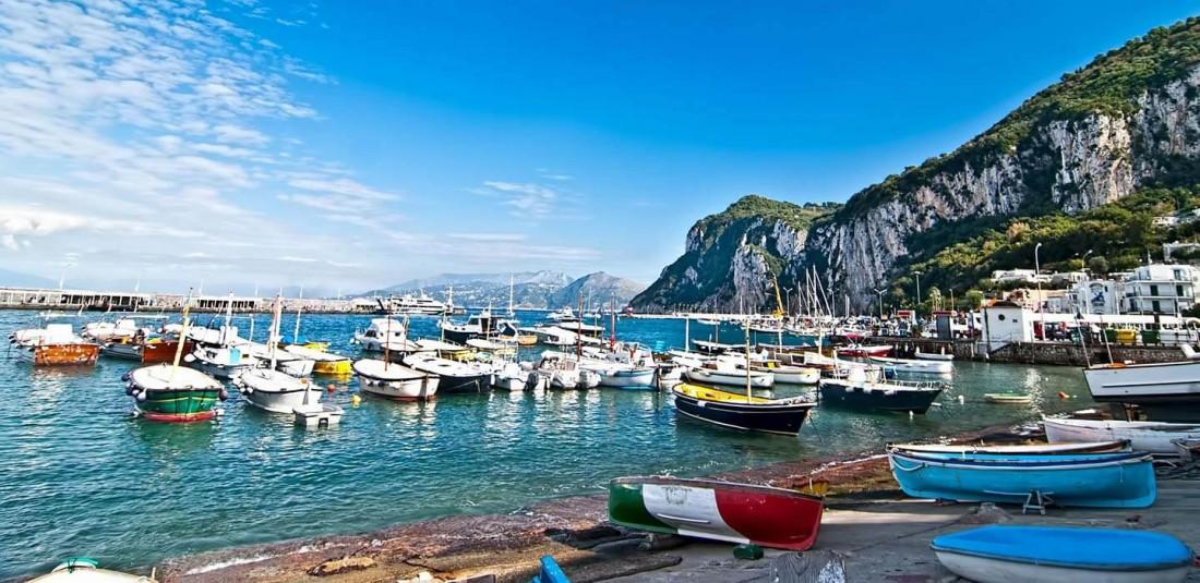 Южна Италия - Амалфийска Ривиера 2