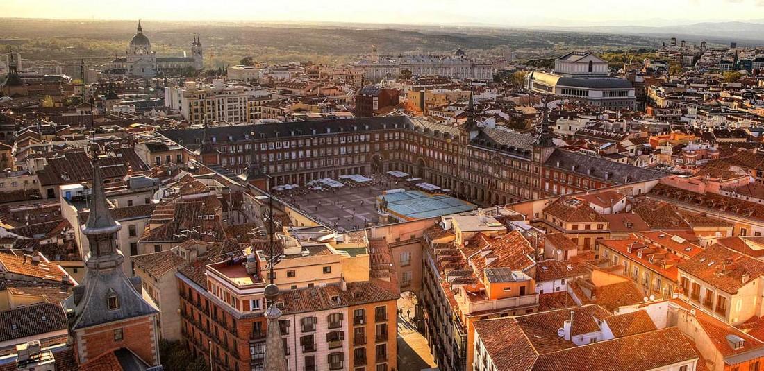 Мадрид - петдневна 2