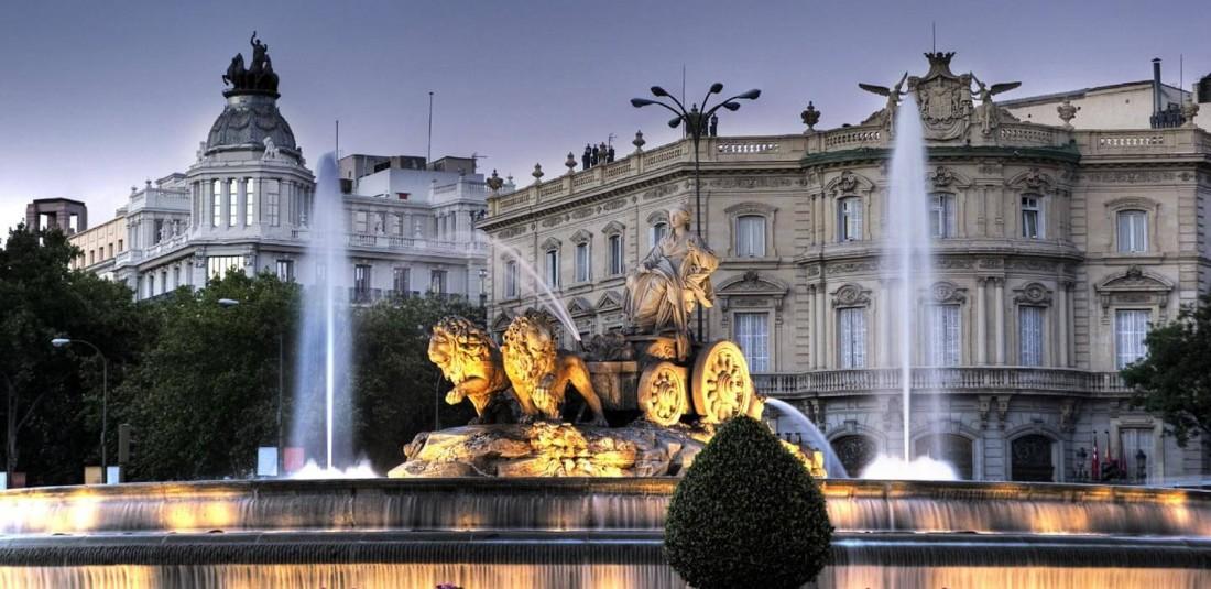 Мадрид - петдневна 3