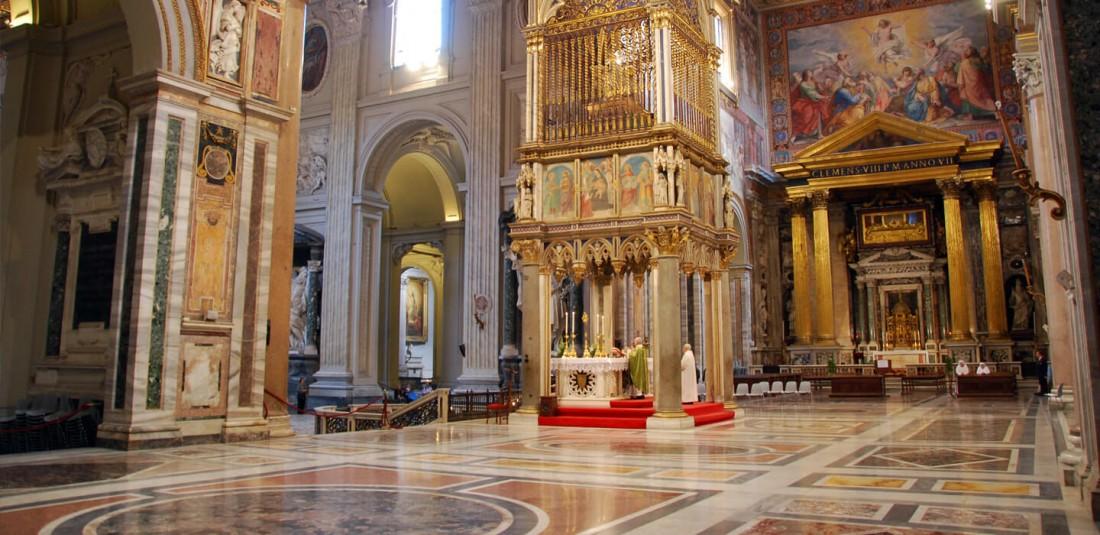"Катедралата ""Сан Джовани ин Латерано"""