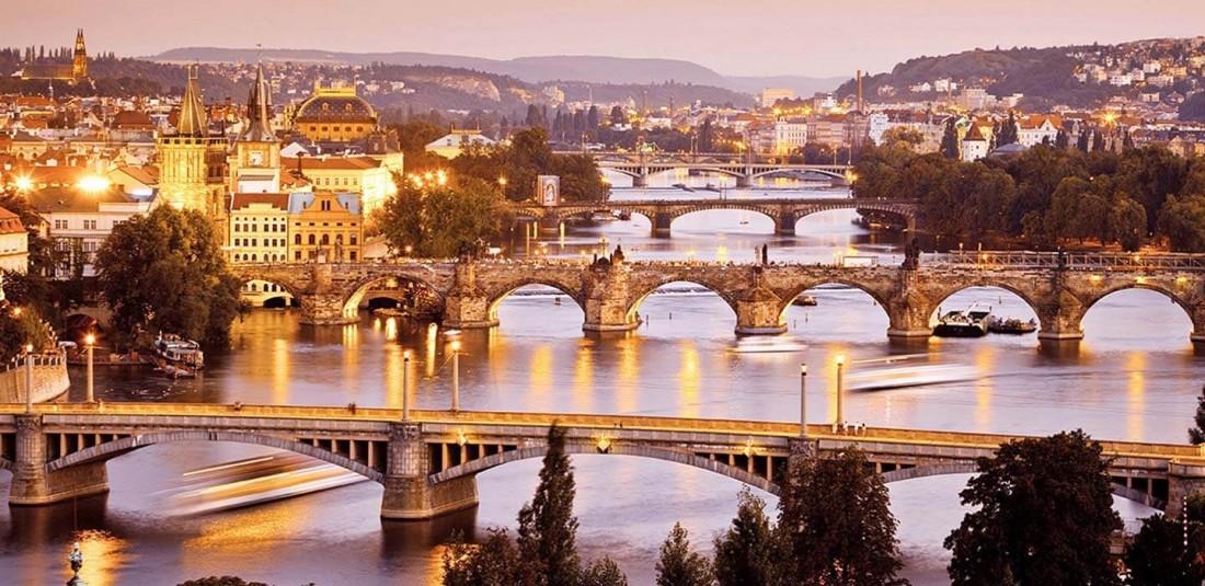 Прага - петдневна 2