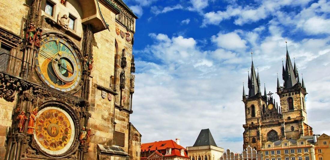 Прага - петдневна
