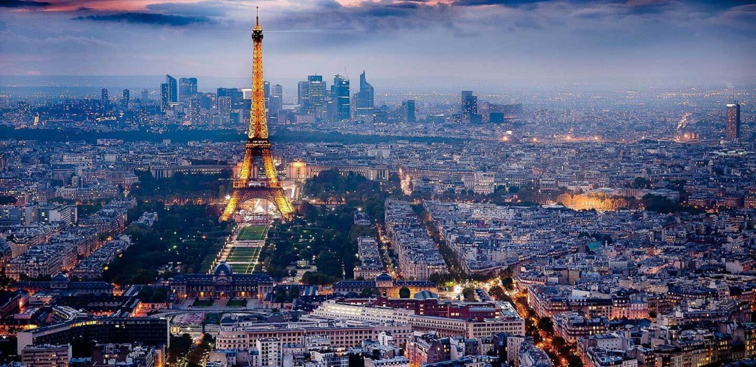 Една седмица в Париж