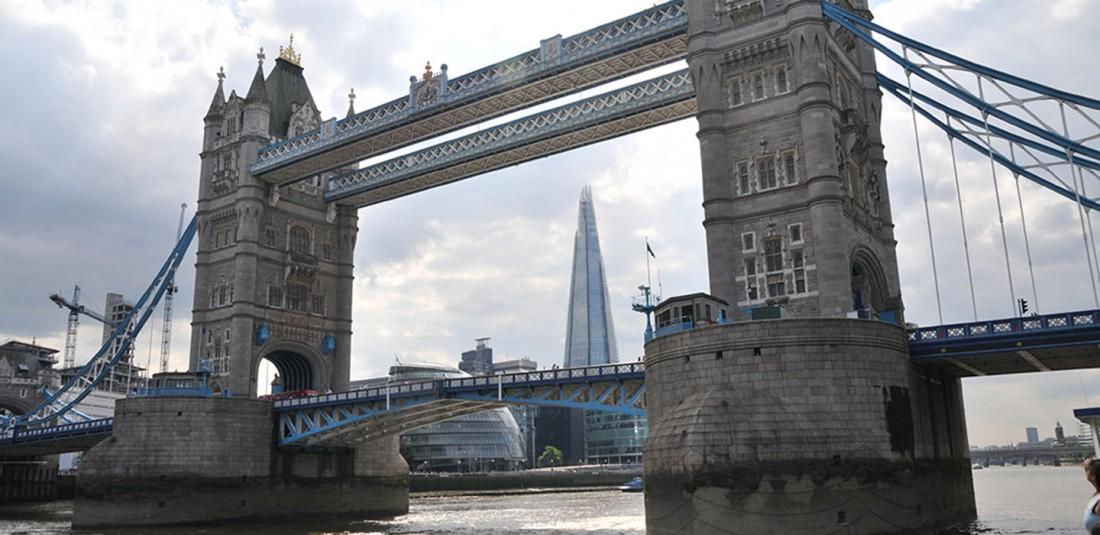 Лондон - Париж