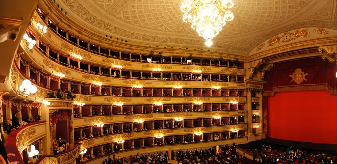Театърът Ла Скала