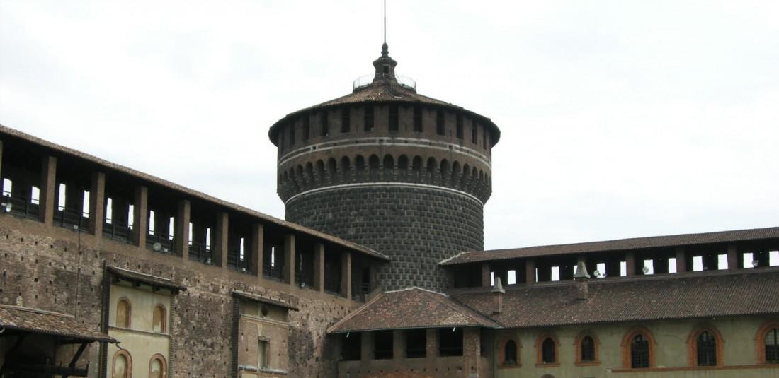 Замъкът крепост Сфорцеско