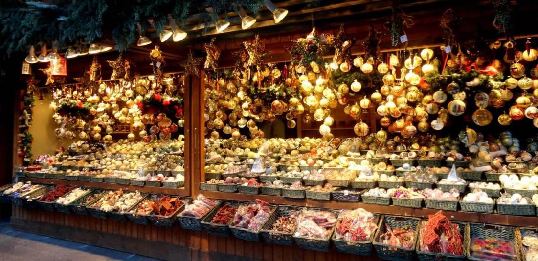 Виена - промоция Коледни базари