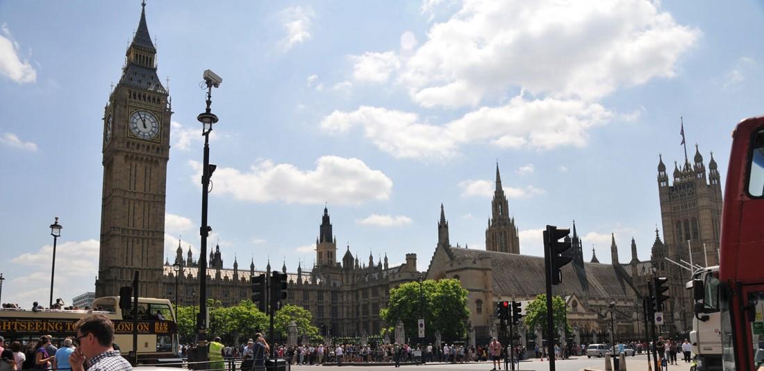 Величието на Лондон - промоционална програма 2
