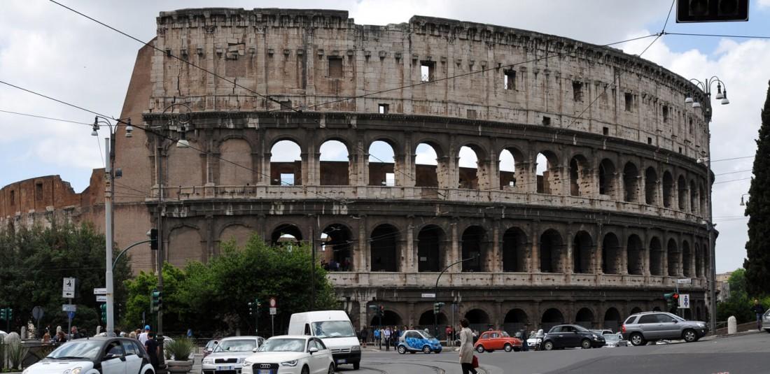 Рим - петдневна - трети март
