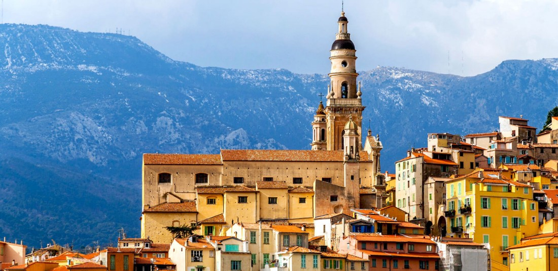 Очарованието на италианската и френската ривиера
