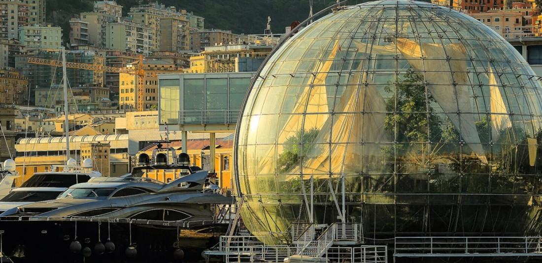 Аквариумът в Генуа