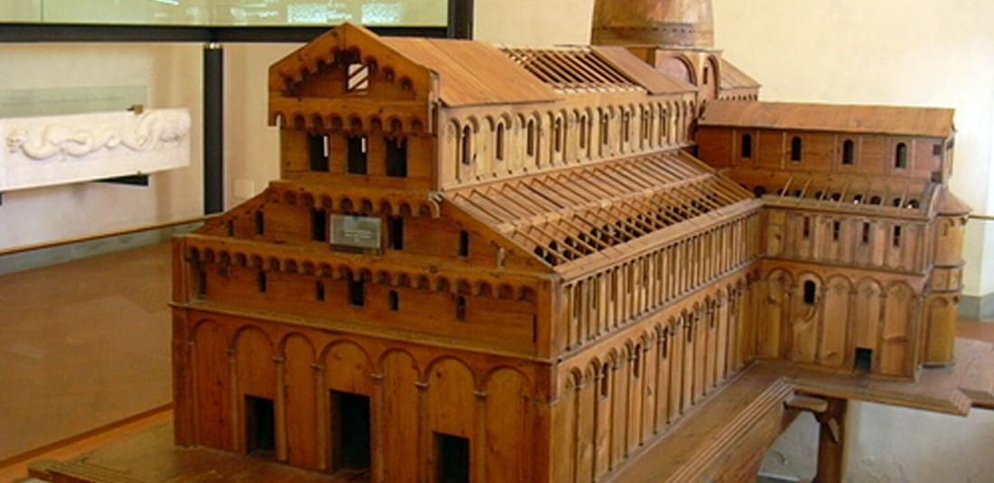 Музей на катедралата и нейното изграждане
