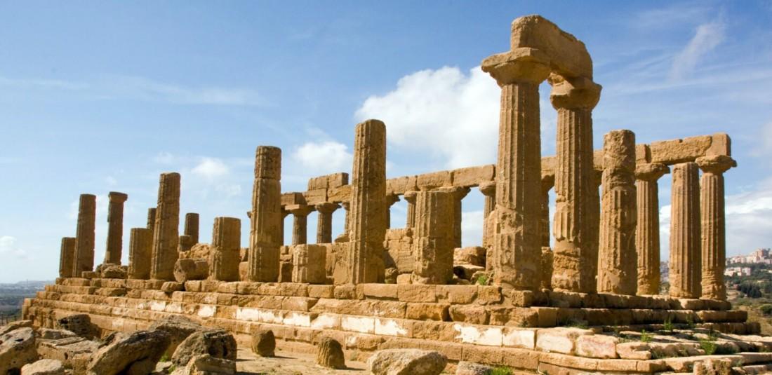 Долината на храмовете в Агридженто