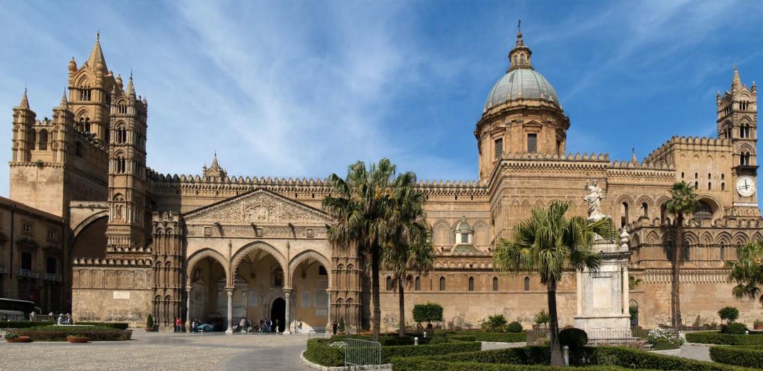 Съкровищницата на катедралата в Палермо