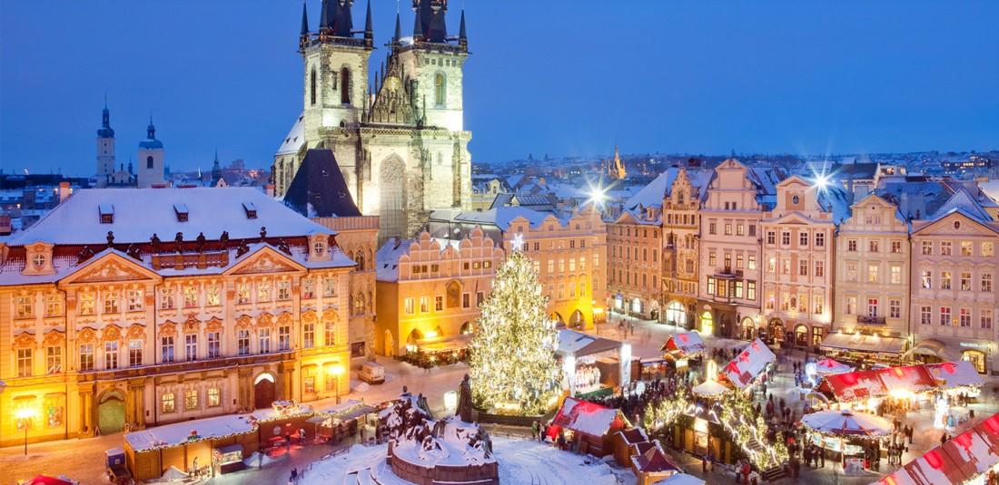Коледа - Прага - от Варна