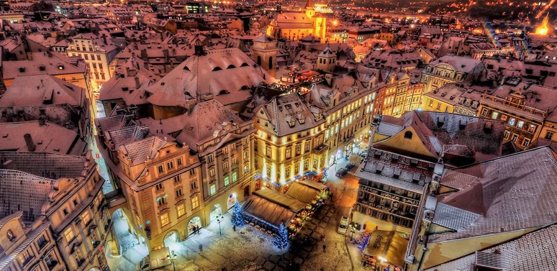 Коледа - Прага - шестдневна 2