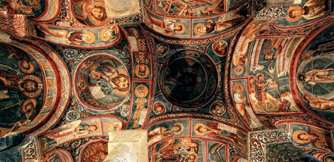 Скалните църкви в Гьореме