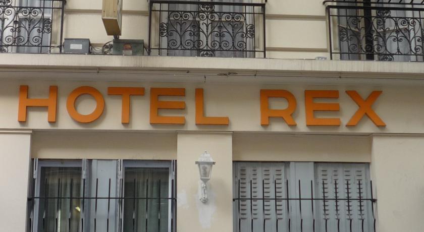 HOTEL REX **/COMPRADOR **
