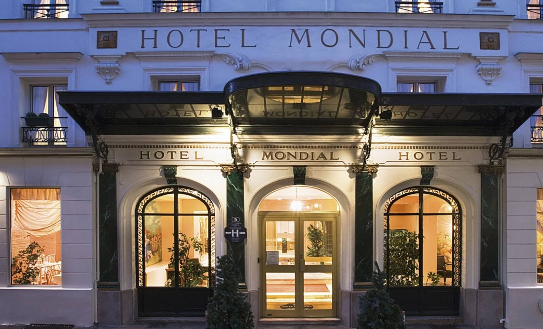 HOTEL MONDIAL ***
